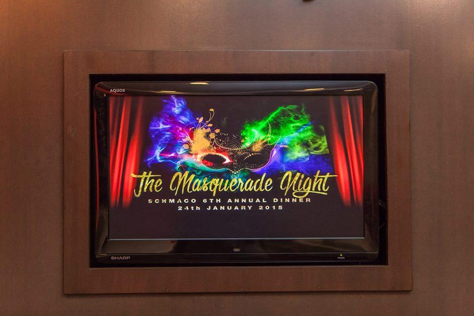 2. Masquerade 24th Jan