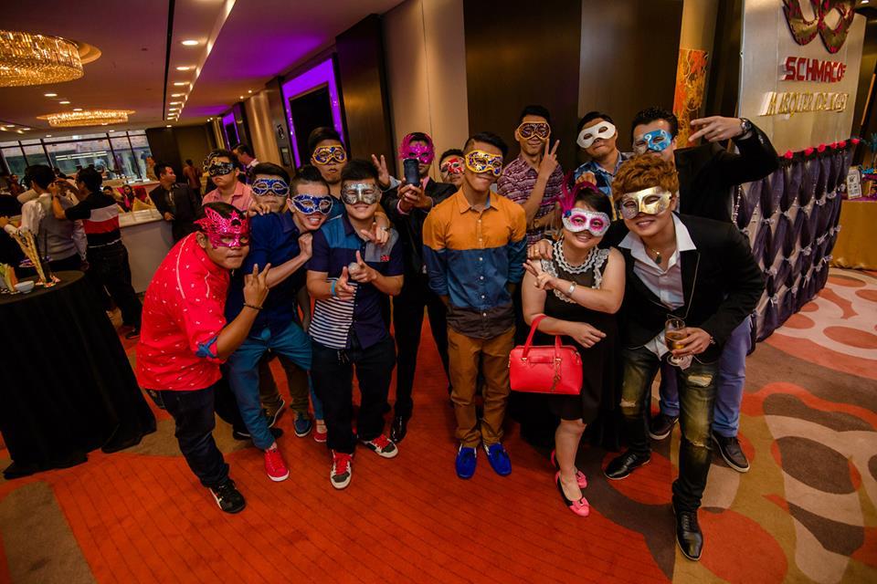 2.3 Masquerade 24th Jan
